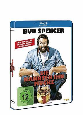 Bud Spencer: Sie nannten ihn Mücke (inkl. längerer Fassung) auf Blu Ray NEU+OVP