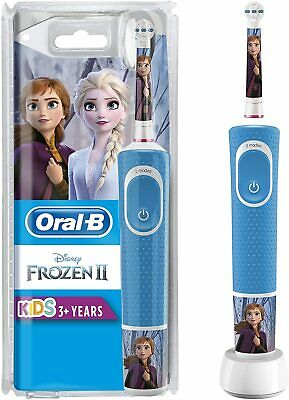 Braun Oral-B Stages Power Cepillo de Dientes Eléctrico (Frozen)