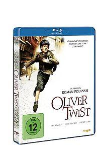 Oliver Twist (Roman Polanski 2005) IMPORT Blu-Ray NEW Free Ship - USA Compatible