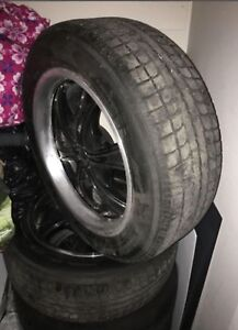 """Mags with tires 18"""""""