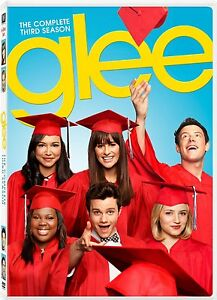 Glee Complete 3rd Third Season DVD New Sealed