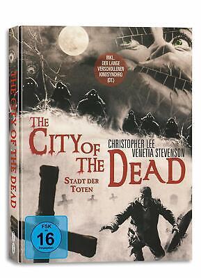 The City of the Dead - Stadt der Toten, LTD Blu-ray Disc + DVD NEU + OVP!