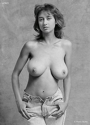 Black & White Fine Art Nude, Natalie 35661.13 , signed photo by Craig Morey