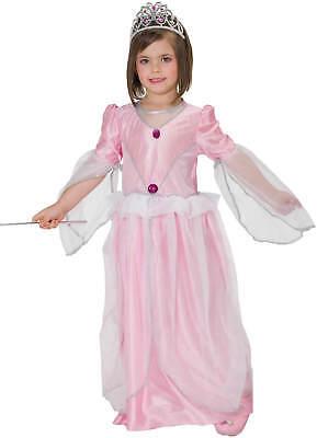Prinzessin Tausendschön Kinder Karneval Fasching Kostüm 128-140