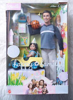 Barbie Mattel Happy Family Neighborhood Alan and Ryan Ken Dolls