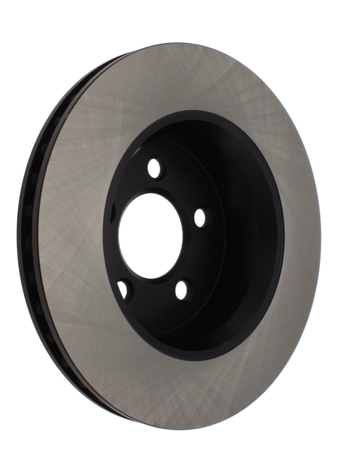 Centric Parts 120.63071 Premium Brake Rotor with E-Coating