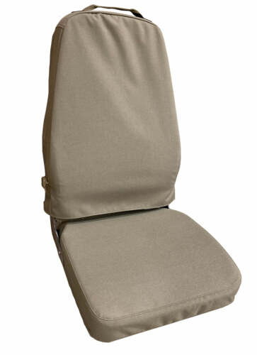 HMMWV Full Seat Cover w/ MOLLE - HUMVEE M1114 M1165 M998 M1152 4 colors USA MADE