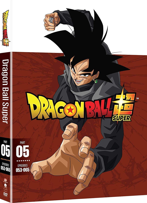 DRAGON BALL SUPER PART FIVE 5 (DVD, 2018)