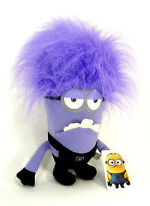 RARE-16-JUMBO-DESPICABLE-ME-2-PURPLE-EVIL-MINION-TWO-EYED-PLUSH-NWT