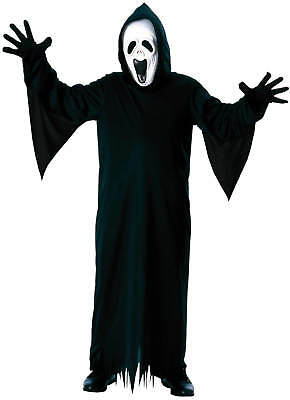 Howling Ghost Geist Zombie Kinder Halloween Karneval Kostüm 116-146 ()