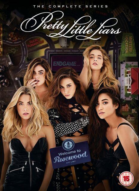 Pretty Little Liars Complete Season 1, 2, 3, 4, 5, 6 & 7 DVD Box set R4 New