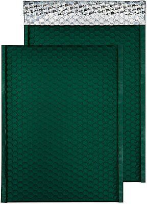 10 x Blake Purely Packaging C4 324 x 230 mm Matt Metallic Padded  Envelopes