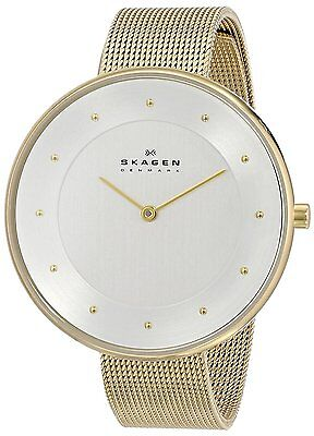 Skagen Women's SKW2141 'Gitte' Gold-Tone Stainless steel Watch