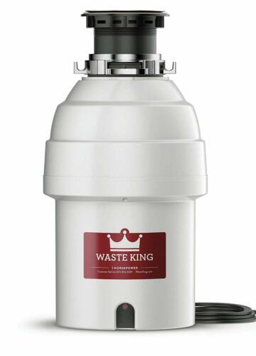 Waste King L-8000 1.0 HP Garbage Disposal