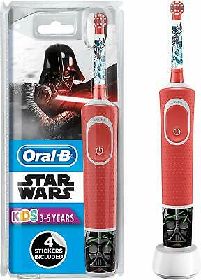 Braun Oral-B STAGES POWER Electric Toothbrush (STAR WARS)