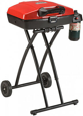 Outdoor Tailgating Camping Portable Travel Sport Roadtrip Propane Grill Coleman Coleman Portable Grill