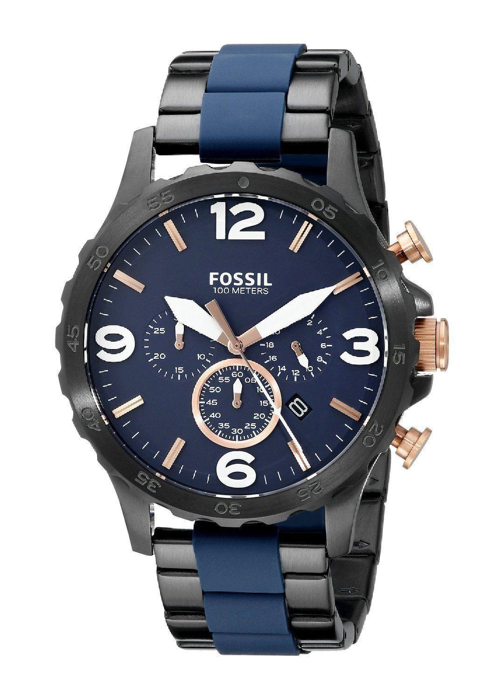 944af23dcd4 Fossil Nate JR1494P Wrist Watch for Men for sale online
