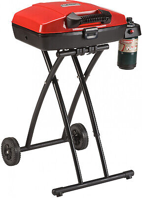 - Coleman Portable Sport Roadtrip Propane BBQ Grill Durable Camping Picnic Cooking