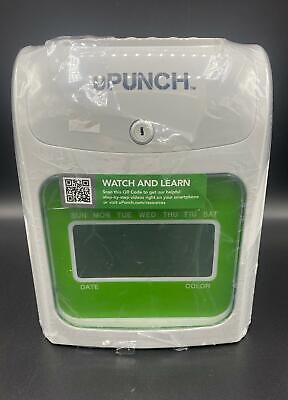 Upunch Hn3000 Time Clock Attendance Terminal Digital