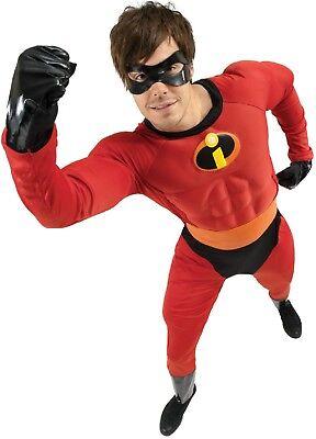 Herren Herr Unglaubliche Superheld Film Tv Cartoon Karneval Kostüm Kleid - Herr Unglaubliche Kostüm