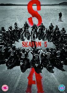 SONS-OF-ANARCHY-COMPLETE-SERIES-SEASONS-5-DVD-R4-NEW