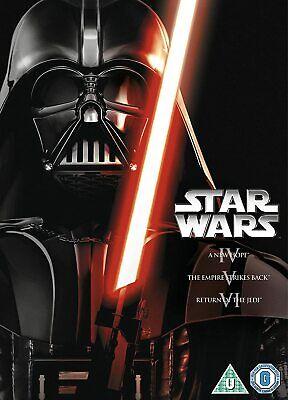Star Wars: The Original Trilogy (Episodes IV-VI) [DVD]   **New & Sealed **