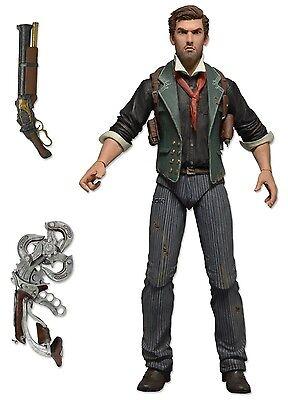 """BioShock Infinite - 7"""" Booker DeWitt Action Figure - NECA"""