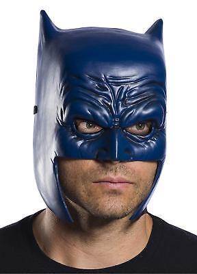 Blue Batman Mask (Batman Mask Frank Miller Superhero Fancy Dress Up Halloween Costume)