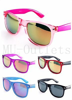 New Kids Fashion Wayfarer Sunglasses For Boys Girls Ages 3-10 Children (Kids Fashion Sunglasses)