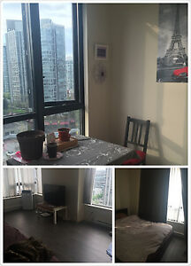 Yaletown1 bed+den apartment for rent