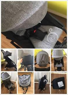 Compact babytime yoyo stroller pram 6m -3yrs FREE shipping