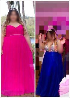 Formal Dresses Bundle (PLUS-SIZE 16-18)
