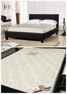 Brand New Bed + Pillow Top Mattress Double $320 (Q$350 K$420 ) Clayton South Kingston Area Preview