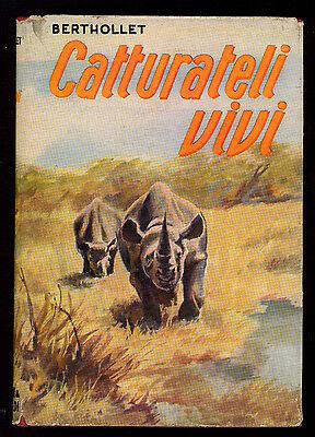BERTHOLLET CATTURATELI VIVI BALDINI & CASTOLDI 1953 I° EDIZ. IL SESTANTE