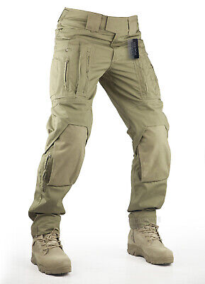 Survival Tactical Gear Pants with Knee Pads Paintball Combat Trousers for Men