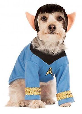Star Trek Original Series Classic Spock Dog Costume - Star Trek Spock Kostüm Hund