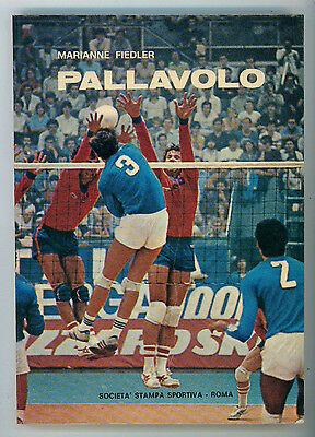 FIELDER MARIANNE PALLAVOLO SOC. STAMPA SPORTIVA 1979 I° EDIZ.