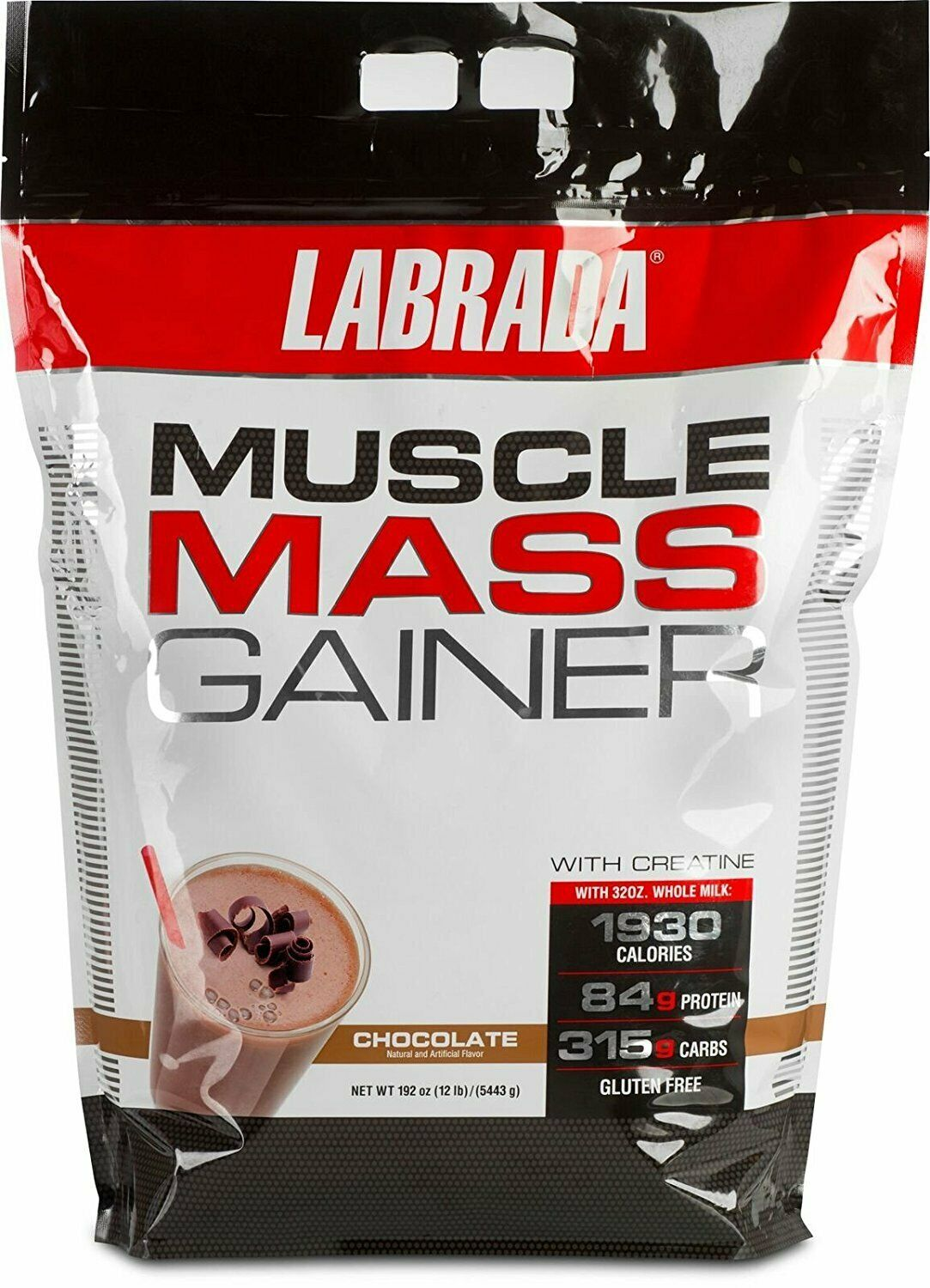 nutrition muscle mass gainer