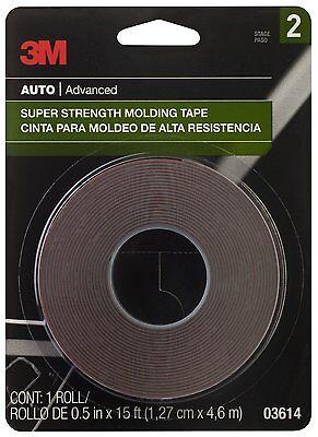 3m 03614 Scotch-mount 12 X 15 Molding Tape