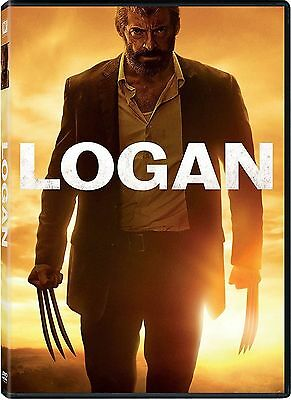 Logan  Dvd 2017 New Action  Drama  Science Fiction  Shipping Now