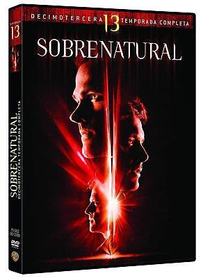 Supernatural Staffel/Season 13 deutsch DVD BOX NEU & OVP Vorbestellung !!