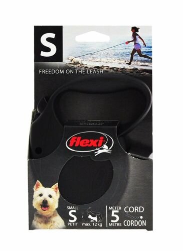Flexi+Extendable+Dog+Lead+5+Metre+Size+Small+%28Small+Dog%29+Colour+May+Vary