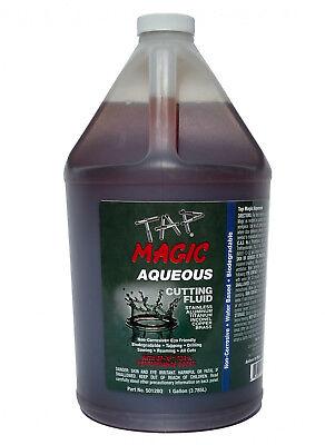 1gal Tap Magic Cutting Fluid Aqueous Biodegradable Works - Most Materials 50028q