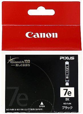 Canon BCI-7EBK Black Ink Cartridge  Genuine /Expiration