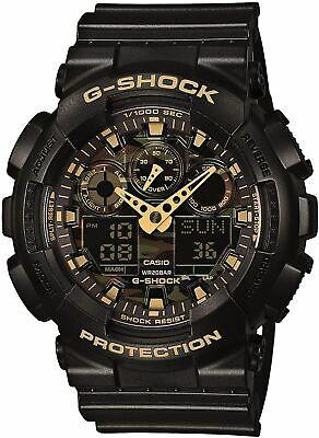 NEW Casio G-Shock GA-100CF-1A9 Original Camouflage Analog Digital Men's Watch US