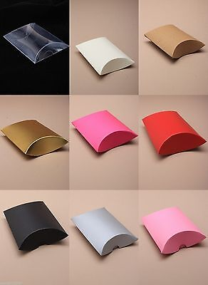 PACK OF PILLOW POUCHES, GIFT BOXES, WEDDING FAVOUR, WHOLESALE, BULK, LOT