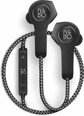Bang & Olufsen Beoplay H5 Headphones Wireless Bluetooth Earbuds B&O Black New