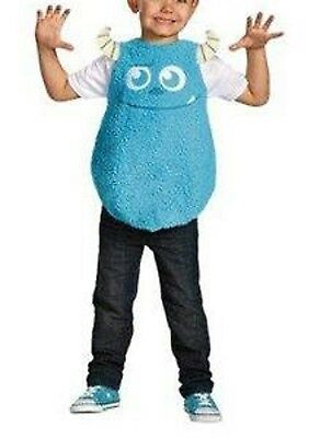 NEW DISNEY MONSTERS UNIVERSITY SULLY PLUSH HALLOWEEN COSTUME Toddler Boy 2T (Monsters University Halloween Costumes Toddler)
