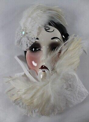 Studio Originals by Jason San Francisco Face Mask Lady's Wall Hanging Mask - Jason Mask Original