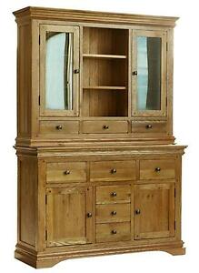 Charmant Oak Kitchen Dresser